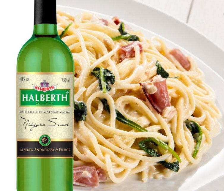 Harmonização – Vinho Branco Suave