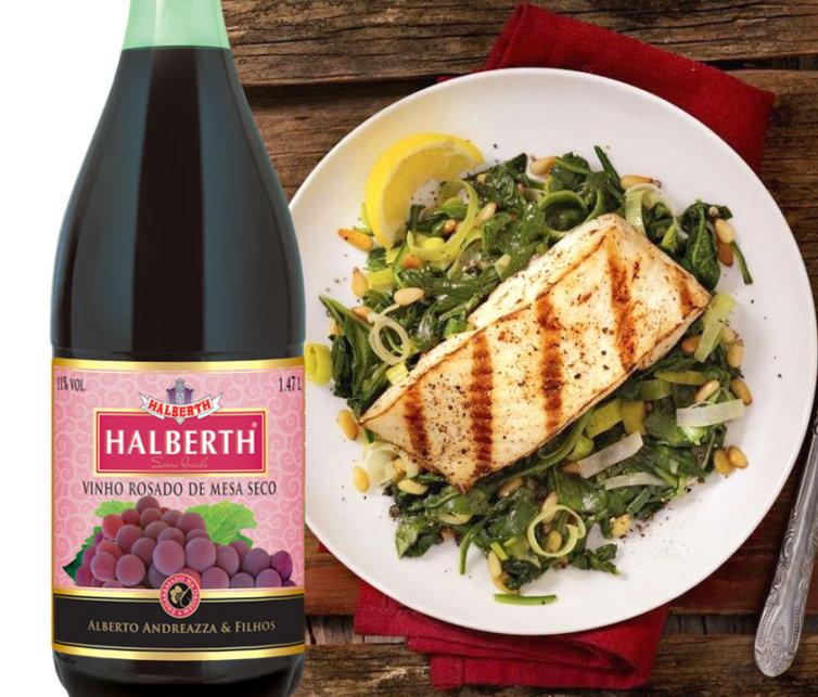 Harmonização – Vinho Rosado Seco