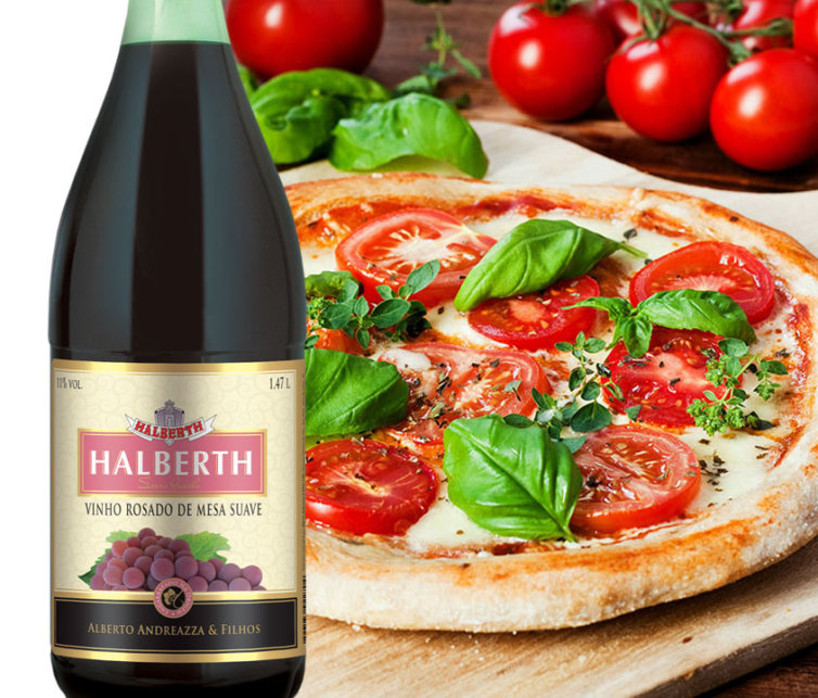 Harmonização – Vinho Rosado Suave