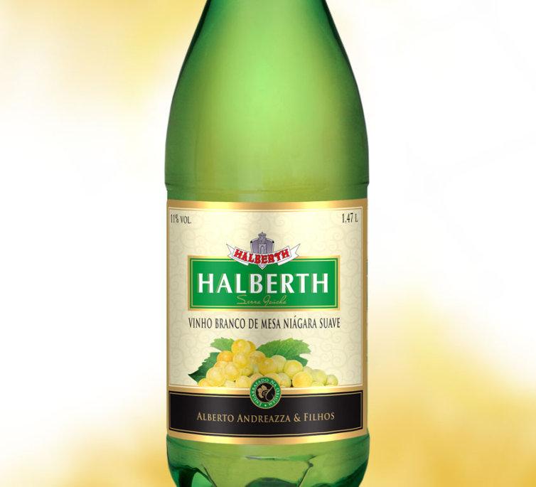 Vinho Branco de Mesa Niágara Suave 1,47L