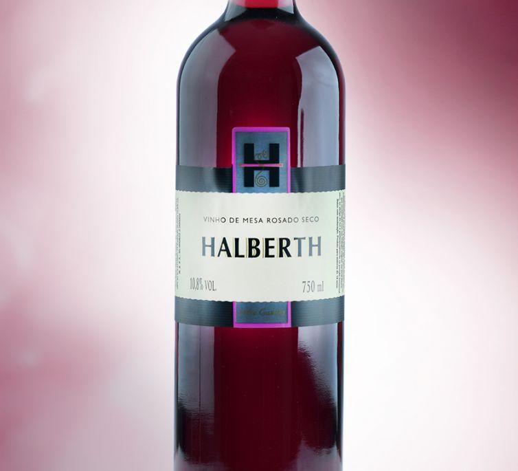 Vinho Rosado de Mesa Seco